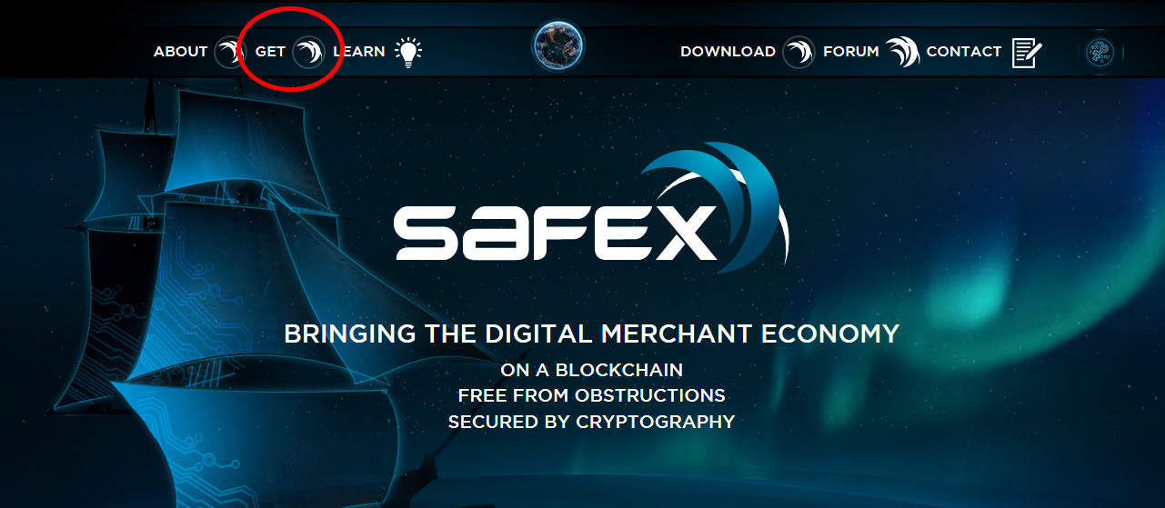 Buying Safex Coins from Safex.io