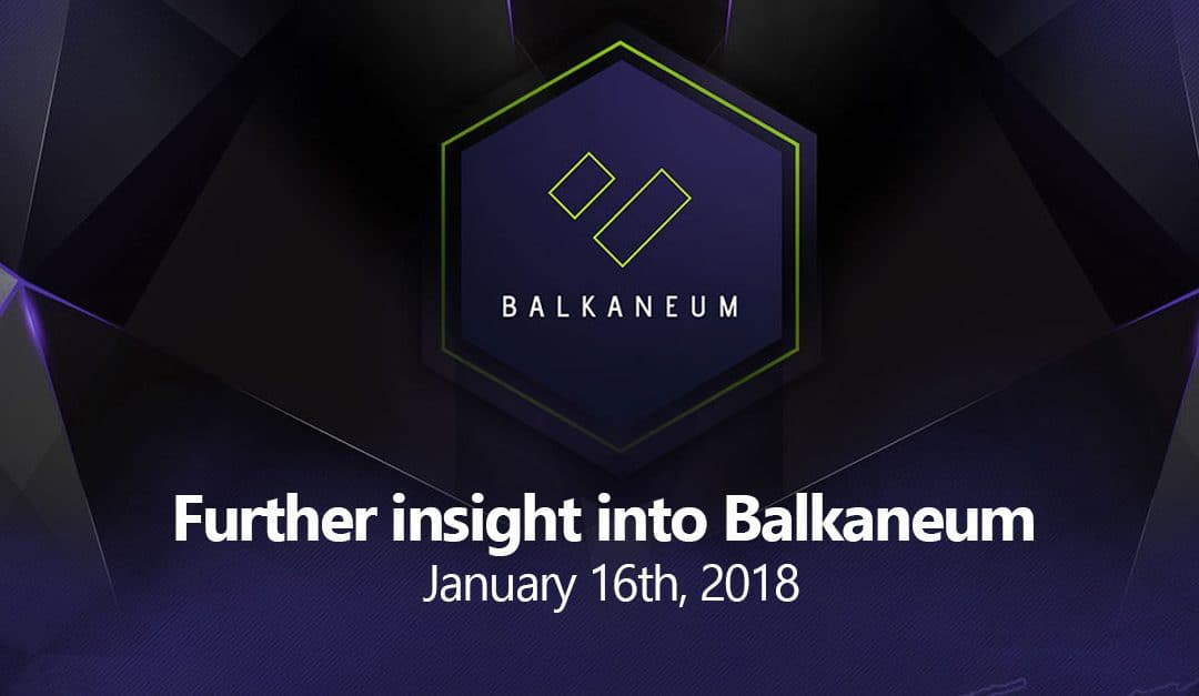 Further insight into Balkaneum