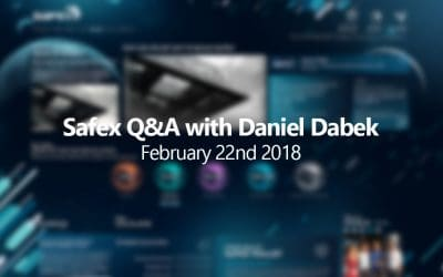 [Audio] Community Q&A with Daniel Dabek