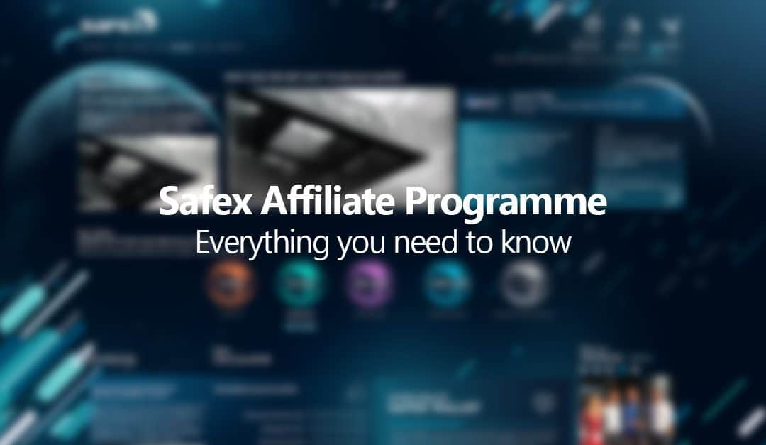 Everything you need to know about the Safex Affiliate Programme