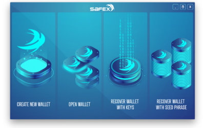 New wallet released for Safex Cash and Safex Token